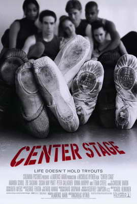 Center Stage - 11 x 17 Movie Poster - Style A