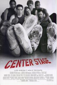 Center Stage - 43 x 62 Movie Poster - Bus Shelter Style A