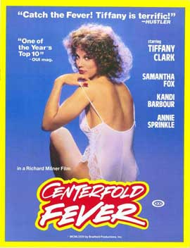Centerfold Fever - 11 x 17 Movie Poster - Style A