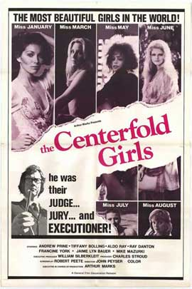 The Centerfold Girls - 11 x 17 Movie Poster - Style A