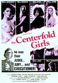 The Centerfold Girls - 43 x 62 Movie Poster - Bus Shelter Style A