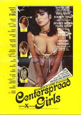 Centerspread Girls - 11 x 17 Movie Poster - Style A