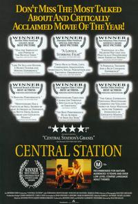 Central Station - 11 x 17 Movie Poster - Style B