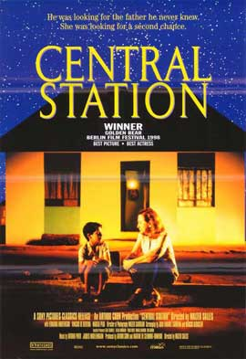 Central Station - 11 x 17 Movie Poster - Style C