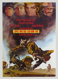 C'era una volta il West - 11 x 17 Movie Poster - Italian Style A