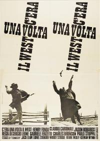 C'era una volta il West - 27 x 40 Movie Poster - Italian Style A