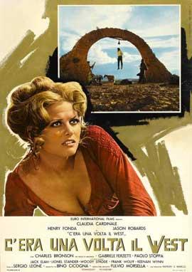 C'era una volta il West - 11 x 17 Movie Poster - Italian Style C