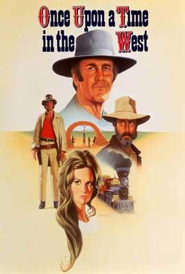C'era una volta il West - 27 x 40 Movie Poster - Italian Style C