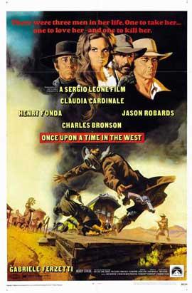 C'era una volta il West - 11 x 17 Movie Poster - Style A