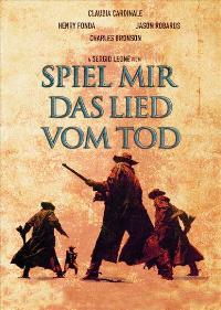 C'era una volta il West - 11 x 17 Movie Poster - German Style A