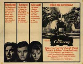 Ceremony - 11 x 14 Movie Poster - Style A