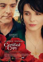Certified Copy - 43 x 62 Movie Poster - Bus Shelter Style B