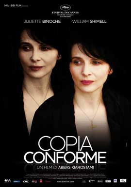 Certified Copy - 27 x 40 Movie Poster - Italian Style B