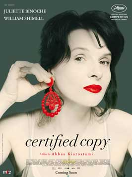 Certified Copy - 27 x 40 Movie Poster - UK Style A