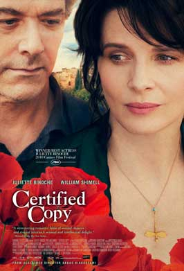 Certified Copy - 11 x 17 Movie Poster - Style B