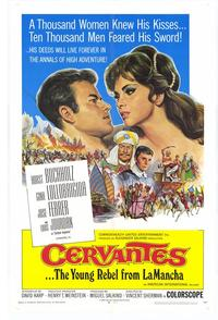 Cervantes - 27 x 40 Movie Poster - Style A