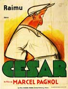 Cesar - 11 x 17 Movie Poster - French Style A