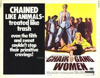 Chain Gang Women - 11 x 14 Movie Poster - Style A