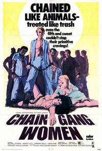 Chain Gang Women - 27 x 40 Movie Poster - Style A