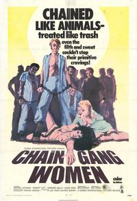 Chain Gang Women - 43 x 62 Movie Poster - Bus Shelter Style A