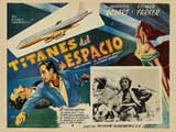 Chain Lightning - 11 x 14 Poster Spanish Style U