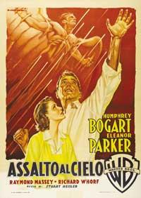 Chain Lightning - 11 x 17 Movie Poster - Italian Style B