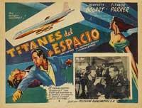 Chain Lightning - 11 x 14 Poster Spanish Style V