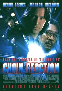 Chain Reaction - 27 x 40 Movie Poster - Style A