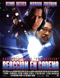 Chain Reaction - 27 x 40 Movie Poster - Spanish Style A