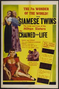 Chained for Life - 11 x 17 Movie Poster - Style A