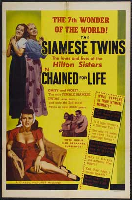 Chained for Life - 27 x 40 Movie Poster - Style A