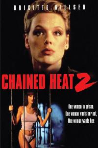 Chained Heat II - 11 x 17 Movie Poster - Style A