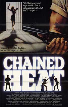 Chained Heat - 11 x 17 Movie Poster - Style A
