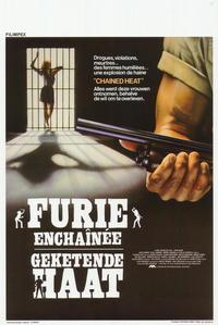 Chained Heat - 11 x 17 Movie Poster - Belgian Style A