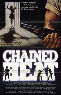 Chained Heat - 27 x 40 Movie Poster - Style A