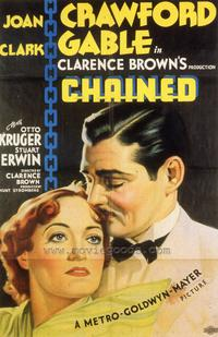 Chained - 43 x 62 Movie Poster - Bus Shelter Style A