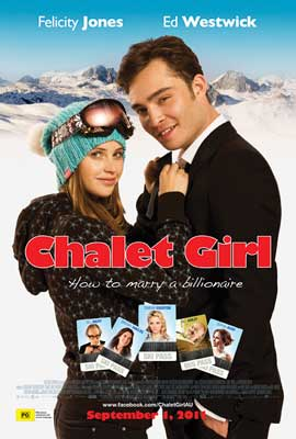 Chalet Girl movies in Australia