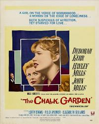 The Chalk Garden - 11 x 17 Movie Poster - Style C