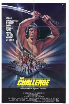 The Challenge - 27 x 40 Movie Poster - Style A