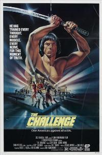 The Challenge - 43 x 62 Movie Poster - Bus Shelter Style A
