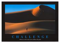 Challenge - Inspirational Posters - 24 x 34 - Style A