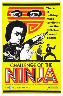 Challenge of the Ninja - 11 x 17 Movie Poster - Style A