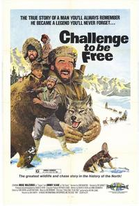 Challenge To Be Free - 27 x 40 Movie Poster - Style A