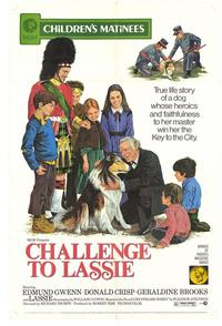 Challenge to Lassie - 11 x 17 Movie Poster - Style A