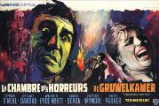 Chamber of Horrors - 11 x 17 Movie Poster - Belgian Style A