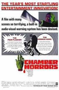 Chamber of Horrors - 11 x 17 Movie Poster - Style A