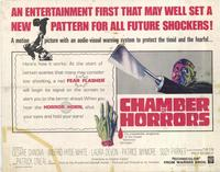 Chamber of Horrors - 11 x 14 Movie Poster - Style A