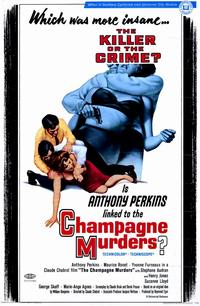 Champagne Murders - 11 x 17 Movie Poster - Style A