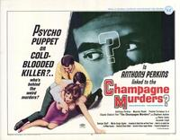 Champagne Murders - 11 x 14 Movie Poster - Style A