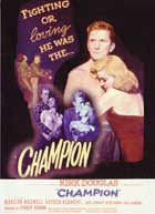Champion - 11 x 17 Movie Poster - Style B